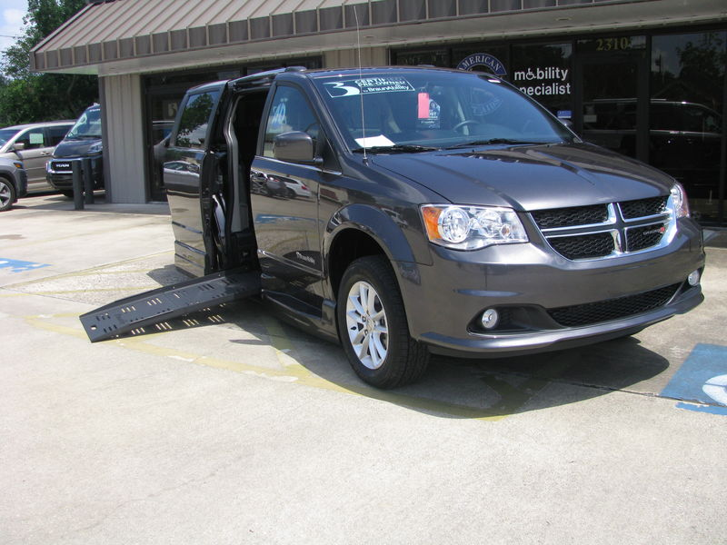 Wheelchair Vans For Sale in Texas & SW Louisiana | American Lift Aids