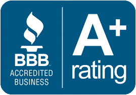 Better Business Bureau Accredited Business Logo Image