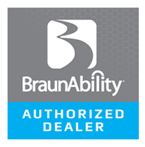 Braunability Authorized Logo Image