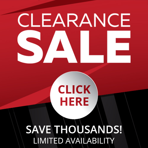 Clearance Deals on Wheelchair Accessible Vehicles