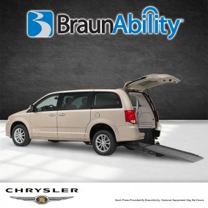 BraunAbility Chrysler Manual R