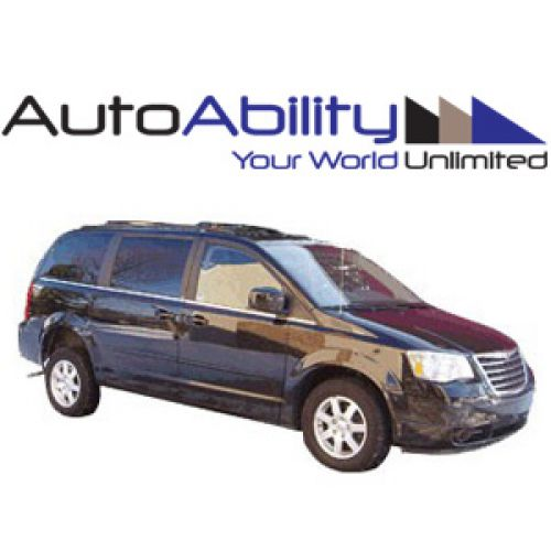Wheelchair Van Conversions Texas SW Louisiana